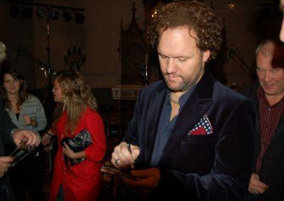 FGMC-tur til David Phelps konsert i Haugesund 16
