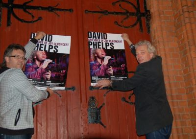 FGMC-tur til David Phelps konsert i Haugesund 26