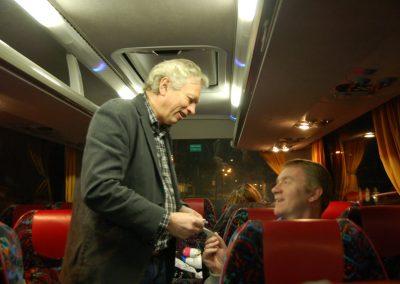 FGMC-tur til David Phelps konsert i Haugesund 6