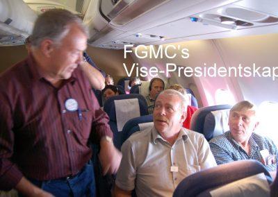 På tur med FGMC til USA 1